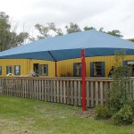 Children's Hospital Shade Structure