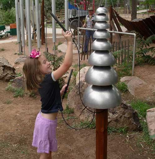 Freenote Harmony Park bells