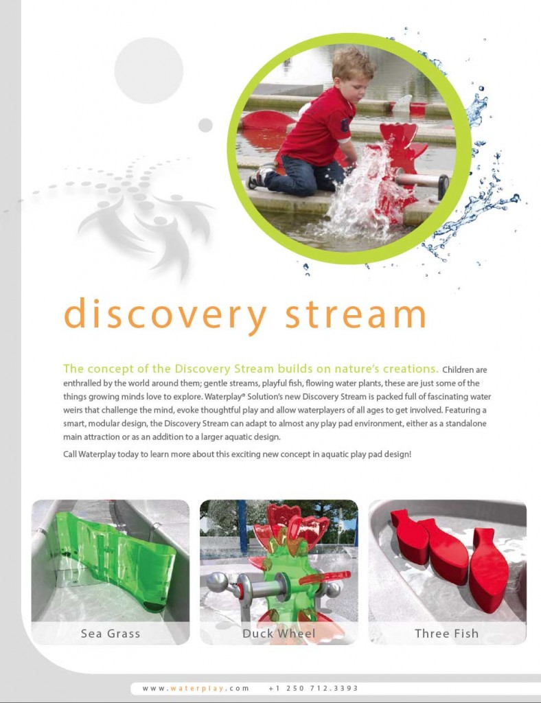 discovery stream page