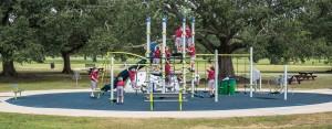 City Park Festival Playground